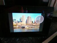 sony digital photo.frame with remote