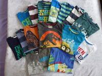 15- Boys T-Shirts, Age 5-6Yrs.