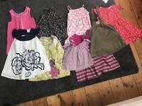 Girls 12-18 Months clothes bundle - including designer