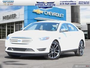 2018 Ford Taurus Limited ***AWD, leather, NAV, sunroof***