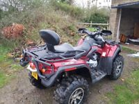 CAN-AM OUTLANDER 800 LTD 800CC V-TWIN *Road legal*