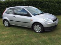 2004 Ford Fiesta 1.25 Finesse 3dr