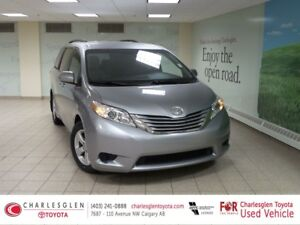 2015 Toyota Sienna LE FWD 8-Passenger