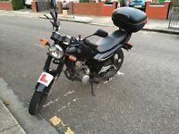 125CC MOTORBIKE NEEDS REPAIRS