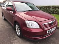 Toyota Avensis 1.8 VVT-i T3-S 5dr IMMACULATE TROUGHOUT-MOT FEB 18