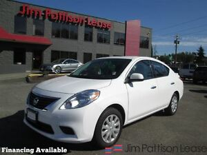 2014 Nissan Versa SV w/ Power Group