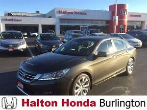 2013 Honda Accord Sedan Touring | ALLOYS | LEATHER | SUNROOF
