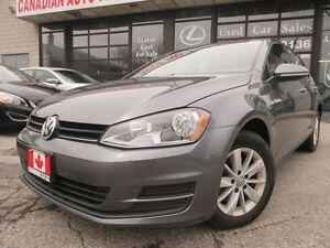 2015 Volkswagen Golf 1.8 TSI Trendline-BLUETOOTH-HEATED SEATS