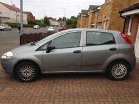 Fiat Punto 2007 Good condition, one year warranty