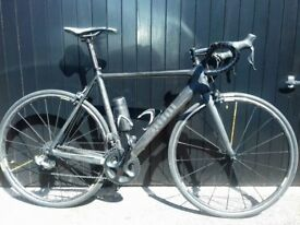 Rose Di2 Ultegra carbon road bike