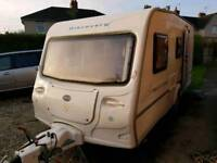 BAILEY DISCOVERY 200 4 BERTH