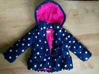 Baby coat 12-18