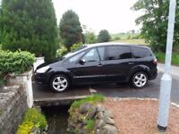 UPDATED AD: Ford S-MAX Titanium Diesel 7-seat MPV. Full service history. 107k. 12 Month MOT