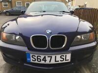 BMW Z3 1.9 M Sport 140bhp *LOW MILEAGE*