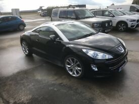 Low mileage RCZ immaculate condition