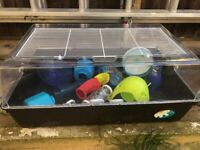 Large duna multy mouse/dwarf hamster cage