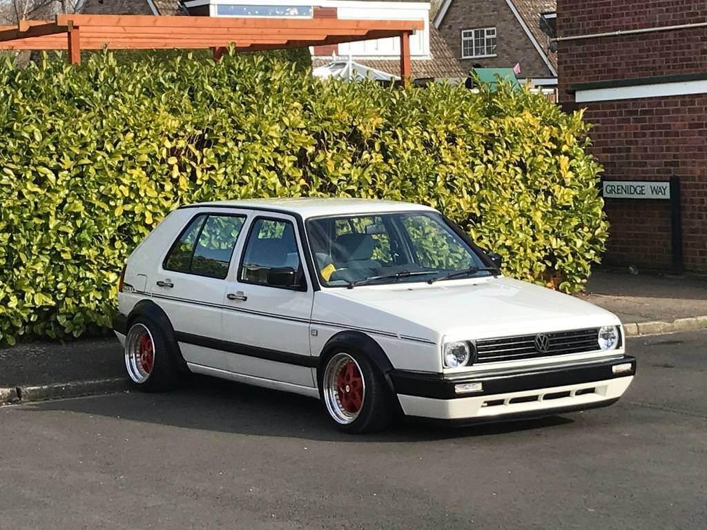 VW Golf MK2 1800, 8 v GL auto | in Bedford, Bedfordshire | Gumtree