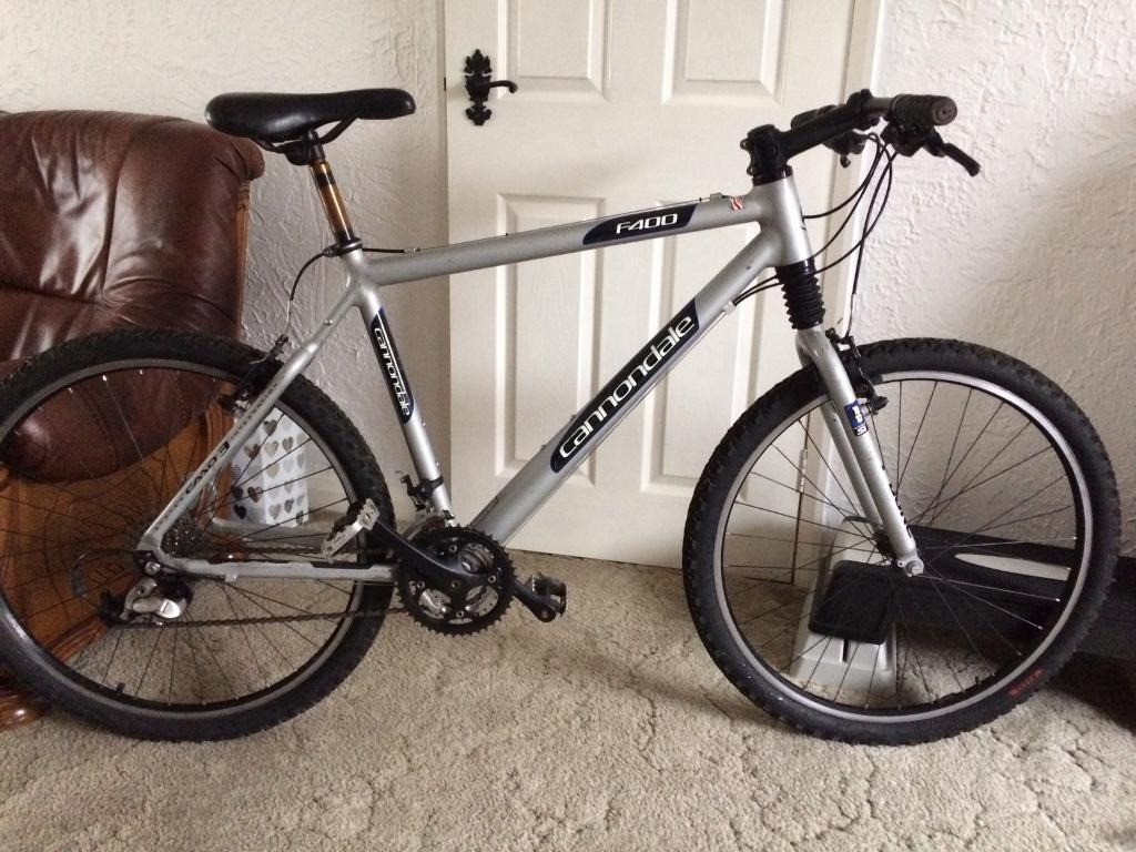 75021540425 Cannondale f400 mountain bike | in Newcastle, Tyne and Wear ...
