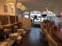 Treatment room to rent in lovely store - Petts Wood, Kent