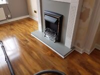 LAMINATE FLOOR FITTER , FITTING