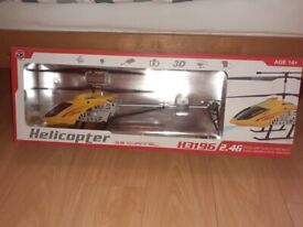 3.5 Channel remote control helicopter