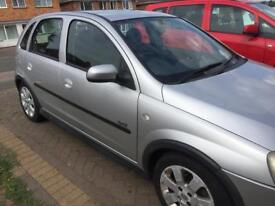 Vauxhall Corsa 1.2, 5 door,Lady owner.