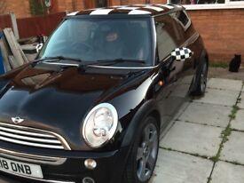 Mini Cooper 1.6 2005
