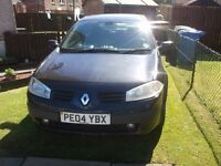 2004 renault megane for sale