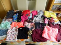 Womens/Teenage Girls bundle of clothes - size 8