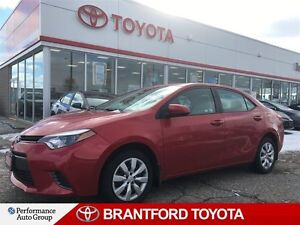 2015 Toyota Corolla LE, 4 To Chose From, Back Up Camera, Heated