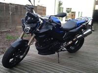 BMW F800R SPORT 2015 , AS NEW CONDITION, 1 OWNER FROM NEW!