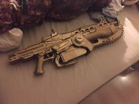 Rare Gears of War 2 Special Edition Golden Lancer