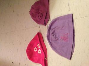 Girls hats 4-6