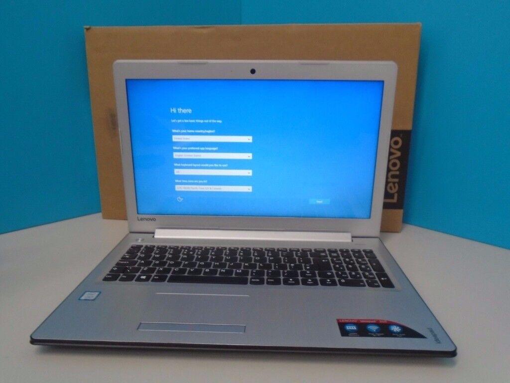 Lenovo Ideapad 310 laptop Intel 3.1ghz x 4 Core i5 7th gen processor 1TB hd - as NEW in box