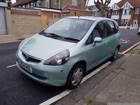 Honda jazz 1.3i dsi petrol. with new mot