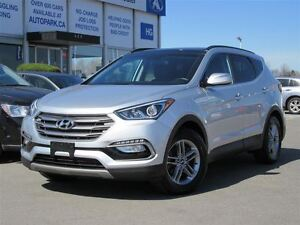 2017 Hyundai Santa Fe Sport 2.4 AWD| Sunroof| Alloys| Bluetooth|