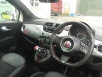 FIAT- 500- SPORT -2013