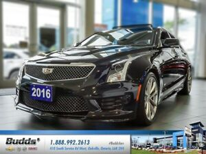 2016 Cadillac ATS-V 2.99% for up to 60 months O.A.C.!
