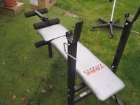 Fitness Bench