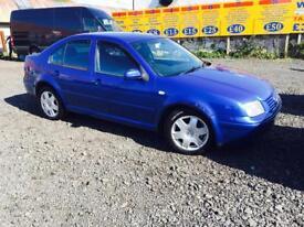 Volkswagen bora 1.6 52 reg 13 months mot good condition great driver first come first served