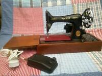 Singer Sewing Machine ( Serviced)