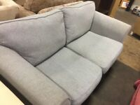 Gray two Seater sofa