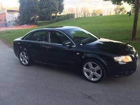 AUDI A4 S-LINE 2.0 ENGINE TDI PREVIOUS TWO OWNERS