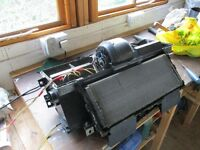VW T25 Heater blower unit