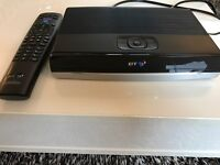BT Youview box with remote
