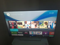 "Sony Bravia 43"" 3D Smart LED Tv For Sale"