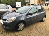 Renault Clio Expression, 1598CC, 5 door hatchback