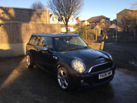 Mini Cooper S Clubman Automatic, luxury spec, 65,000 miles, well maintained but fuel pump problem
