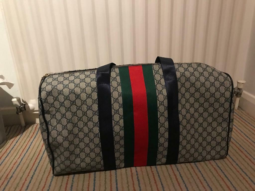 62bf5d8b8d83 Gucci holdall bag. Hemel Hempstead ...