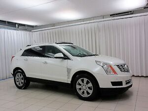 2015 Cadillac SRX SRX4 LUXURY AWD SUV, ULTRAVIEW SUNROOF, LEATHE
